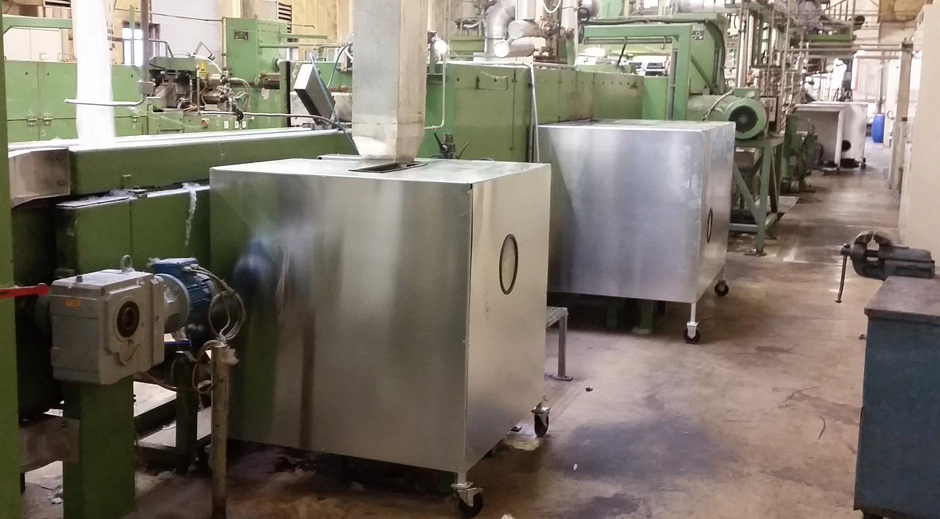 Kapsel und Lärmdämmung in der Industrie