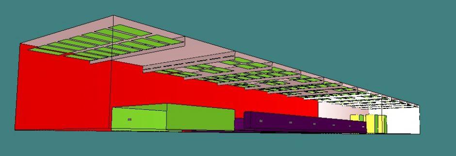Akustik Simulationsmodell